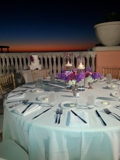Sky Terrace Reception
