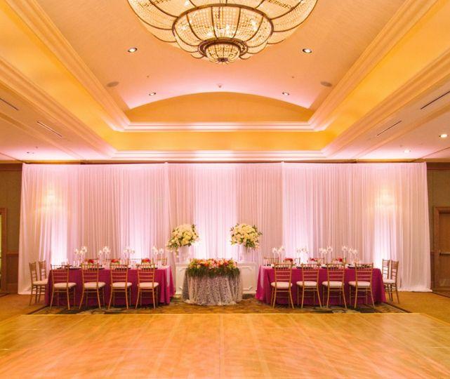 Aqualea ballroom
