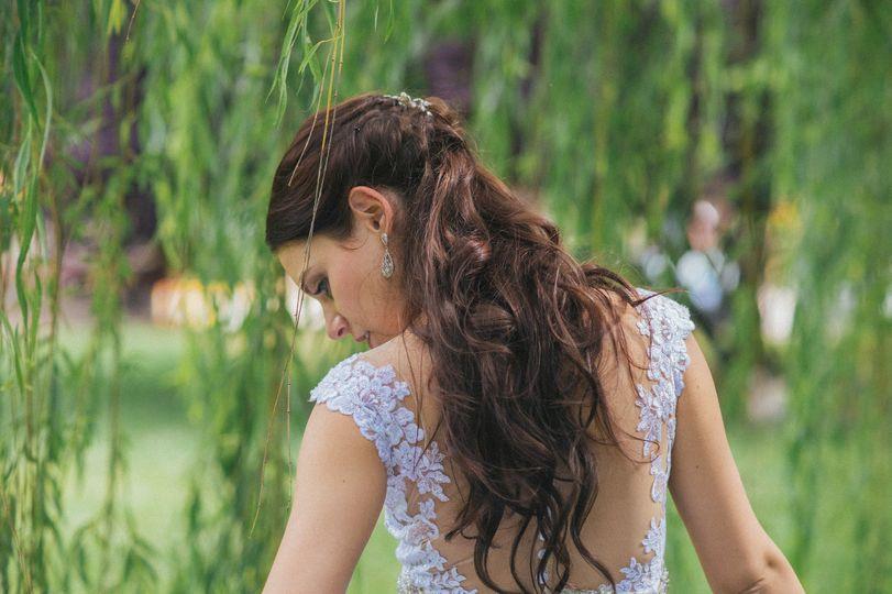 Natural Beauty Bride