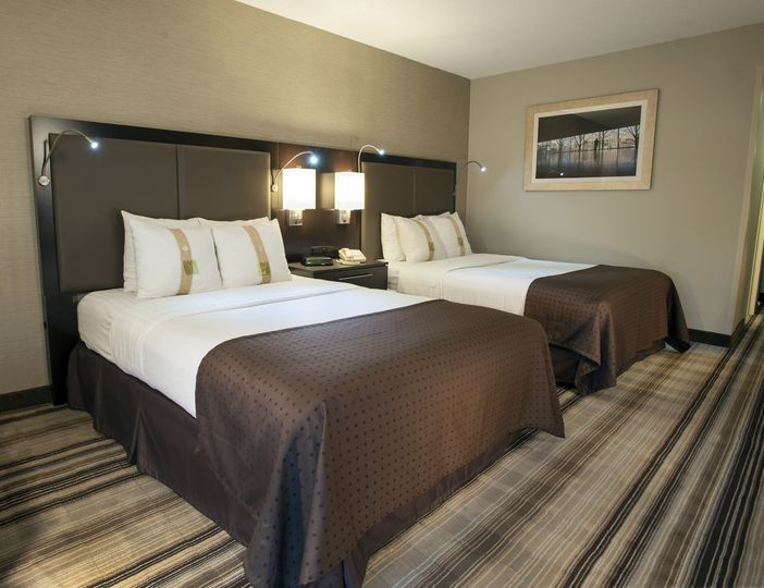 Guests will stay in luxurious accommodations.