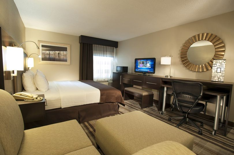 All rooms include complimentary wireless internet.