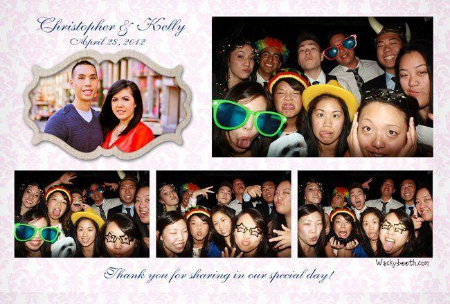 Tmx 1339715348140 SanFranciscoPhotoboothRental San Jose wedding rental