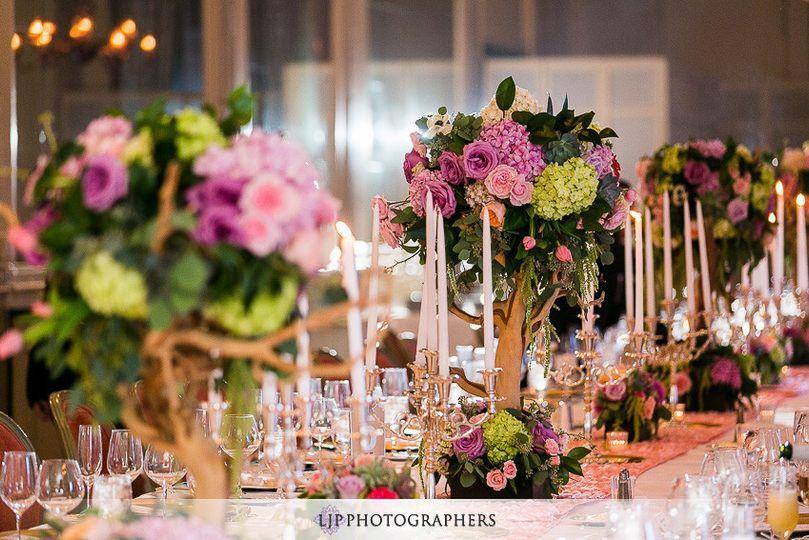 lin and jirsa california club wenfloral wedding su