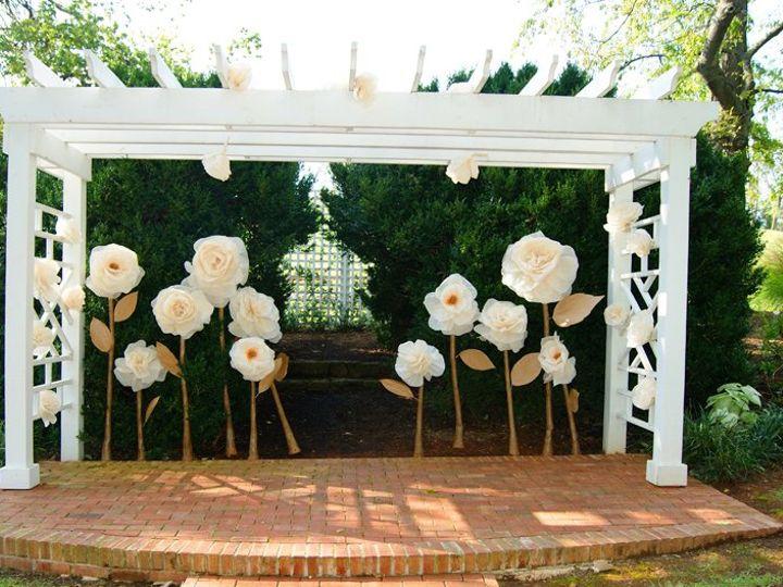 Tmx 1349968751190 Flowerpergolasm Orange, VA wedding venue