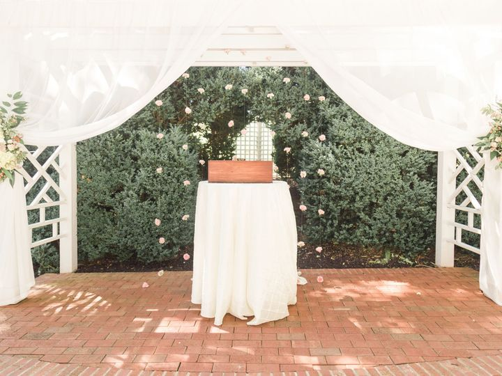 Tmx 1516131992 C832c80074efd57d 1516131989 4d8bbba2a6f72315 1516131985164 5 Boxwood Ceremony J Orange, VA wedding venue