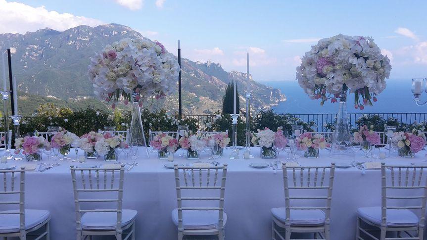 Wedding at Hotel Caruso