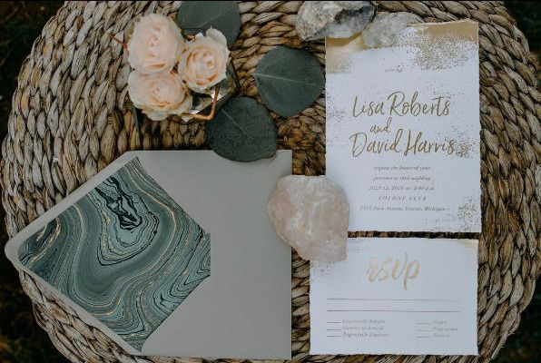 Tmx 1496245385711 Screen Shot 2017 05 31 At 10.46.45 Am Warren wedding invitation