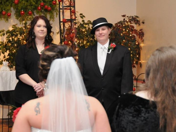 Tmx 1508534925970 Officiant Baker Wedding2 Oskaloosa, IA wedding officiant