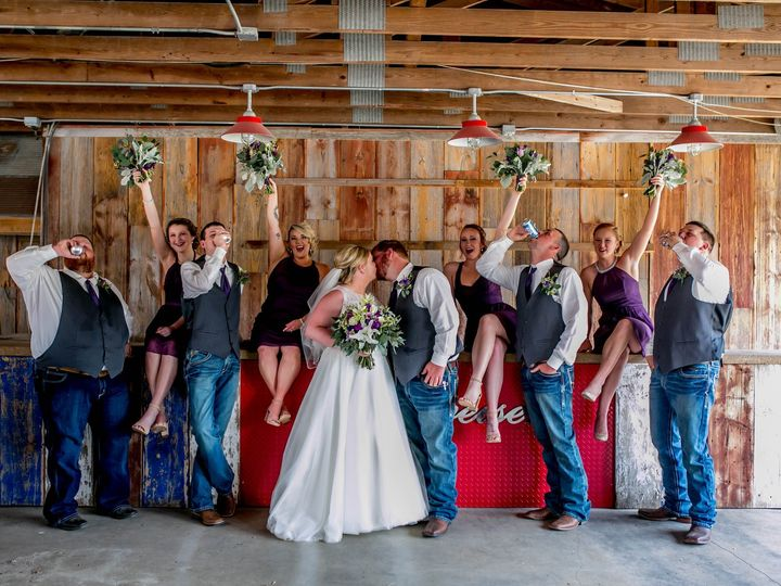 Tmx Burgett Wedding Party Beer 51 989196 Oskaloosa, IA wedding officiant