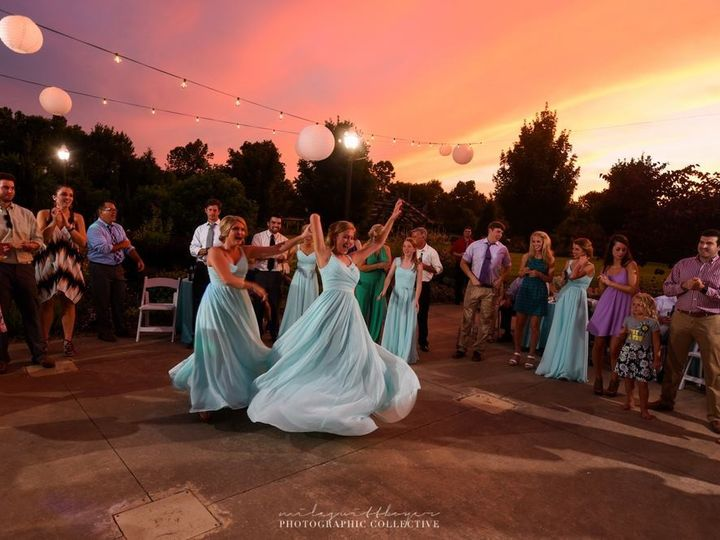 Tmx 1438973654157 Botanical 2 Fayetteville, AR wedding dj