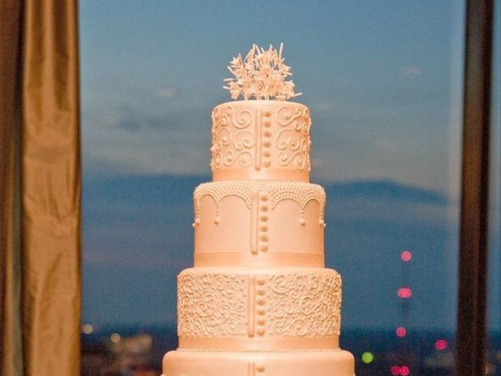 Tmx 1491856607382 The Queen Wedding Cake Buford, Georgia wedding cake