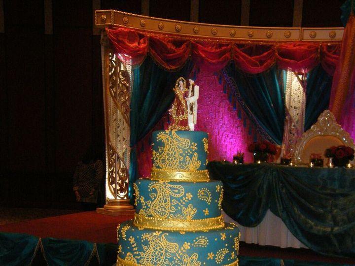 Tmx 1495413012951 Wedding Cake 70 Buford, Georgia wedding cake