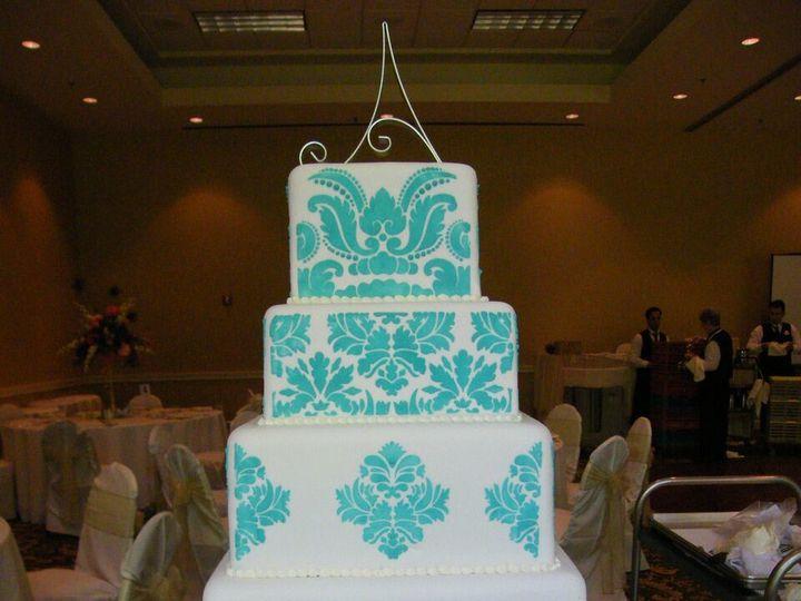 Tmx 1495413204077 Wedding Cake 48 Buford, Georgia wedding cake