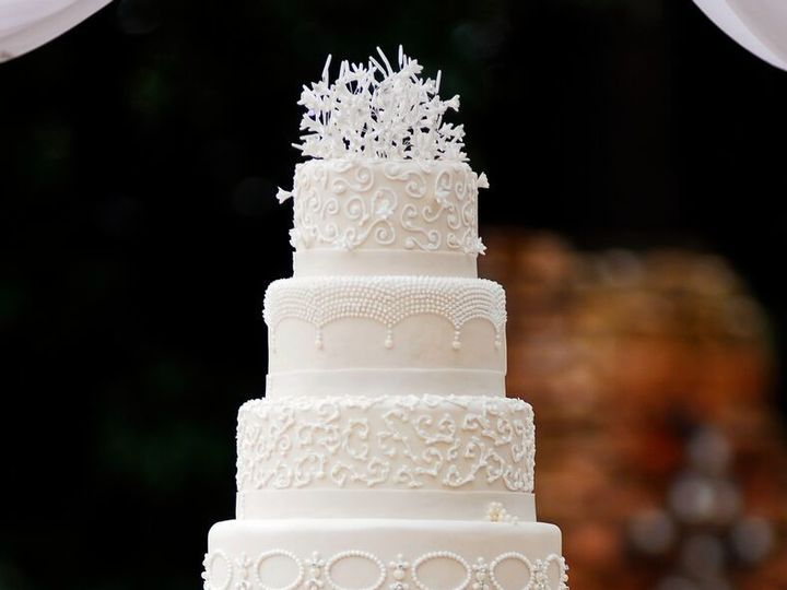 Tmx 1495413237790 Wedding Cake 43 Buford, Georgia wedding cake