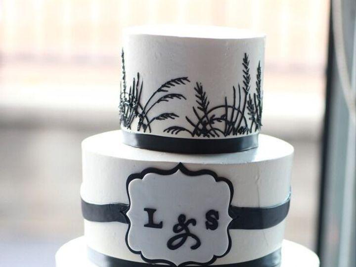 Tmx 1495413619528 Wedding Cake 22 Buford, Georgia wedding cake