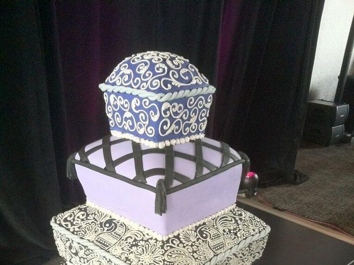 Tmx 1495413662954 Wedding Cake 29 Buford, Georgia wedding cake
