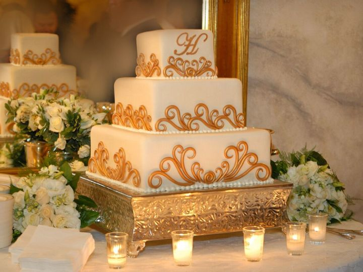 Tmx 1495413686550 Wedding Cake 32 Buford, Georgia wedding cake