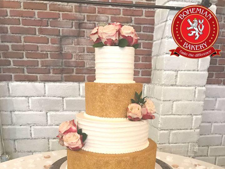 Tmx 1515544467 03021d6dc8cee42e 1515544464 Ea026c79930eb40f 1515544456732 2 Ashley Drake Revie Buford, Georgia wedding cake