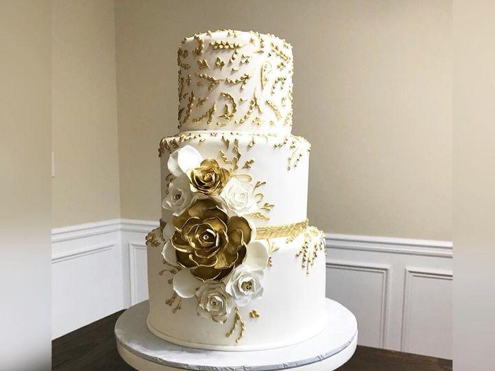 Tmx 25398855 1387906154654843 5002109982364926503 N 1 51 970296 V1 Buford, Georgia wedding cake