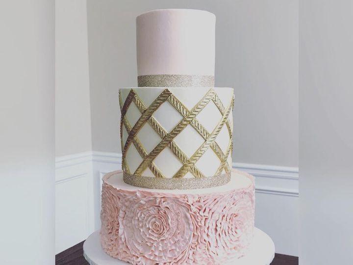 Tmx 28468521 1454942864617838 7322448651481710437 N 1 51 970296 V1 Buford, Georgia wedding cake
