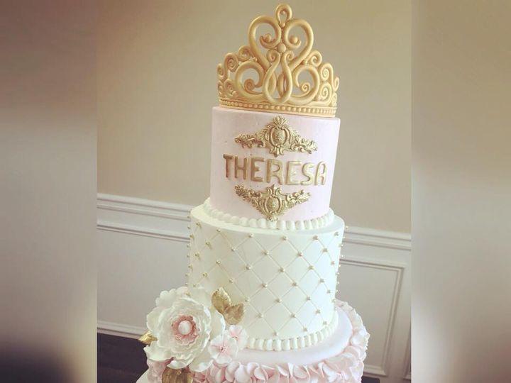 Tmx 29695362 1483389871773137 537875844364487036 N 1 51 970296 V1 Buford, Georgia wedding cake