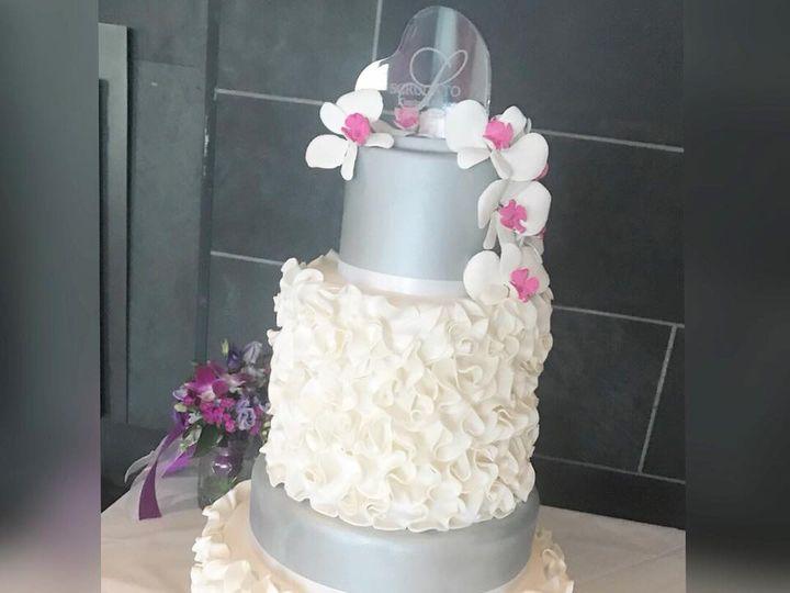 Tmx 30704169 1495489377229853 4673529793688371200 N 1 51 970296 V1 Buford, Georgia wedding cake