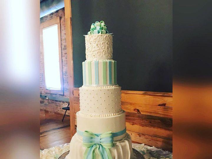 Tmx 36889865 1587084654736991 44273540794417152 N 51 970296 V1 Buford, Georgia wedding cake