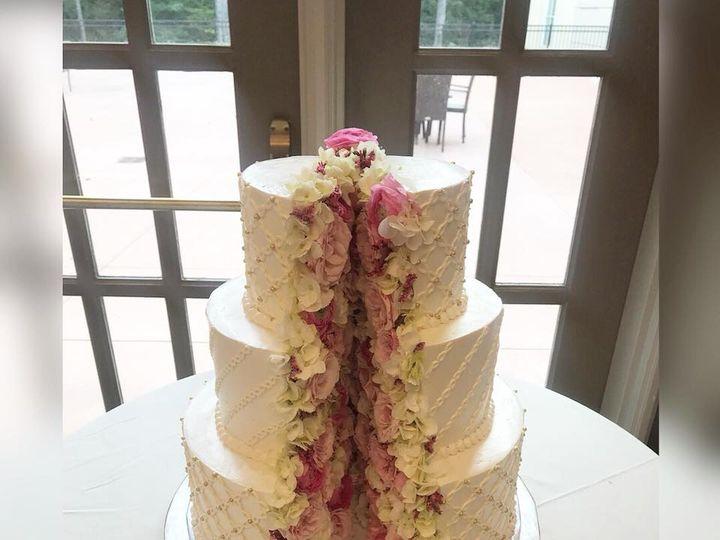 Tmx 38733853 1633668620078594 8449444652674711552 N 51 970296 V1 Buford, Georgia wedding cake