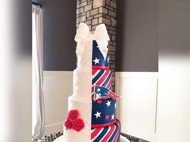 Tmx 39515166 1649820498463406 1839141700937711616 N 51 970296 V1 Buford, Georgia wedding cake