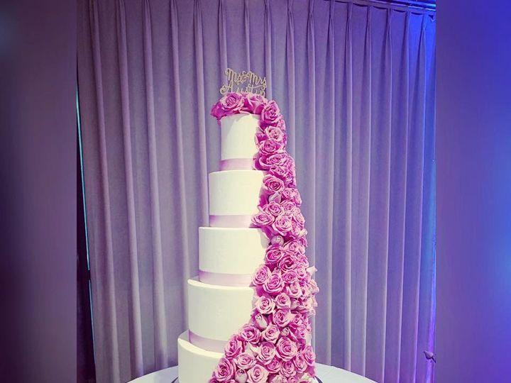 Tmx 5 Tiered Cake 51 970296 1558994543 Buford, Georgia wedding cake