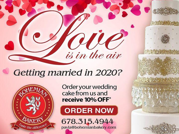 Tmx Valentines 10 Off Wedding Cakes Fb Ad 51 970296 158177748942922 Buford, Georgia wedding cake