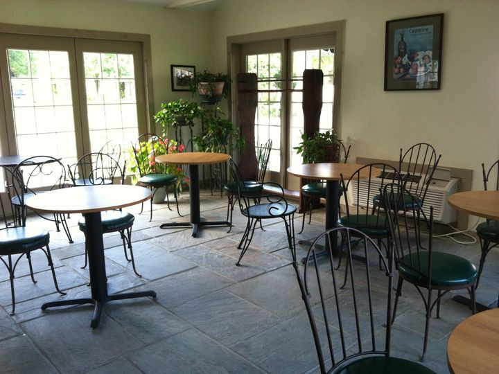 Tmx 1481906138830 Garden Room Seating For Lunch Buffet Rhinebeck, NY wedding venue