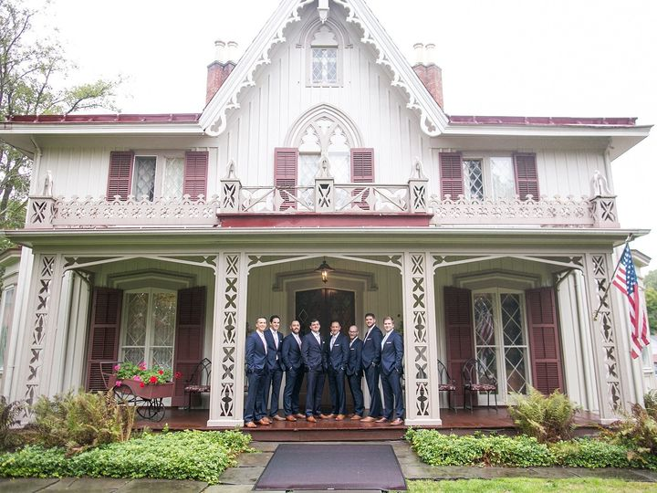 Tmx 1481917309149 Mikkelpaige Beekmanarms Delamaterinn Wedding02 Rhinebeck, NY wedding venue