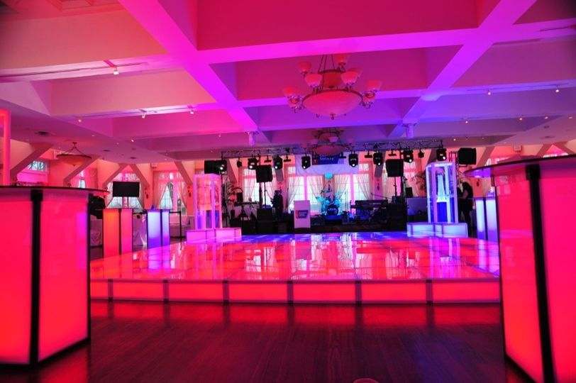 On many occasions we've been asked to change the color and feel of an event space.  With the use of...