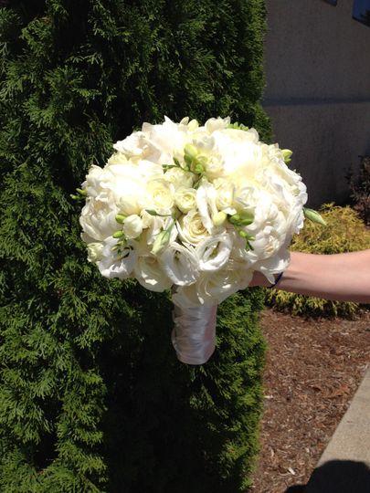altman bridal bouquet