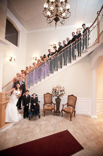 Take Beautiful Photos On Our Staircase