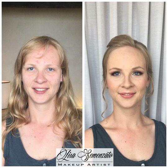 Makeup wedding verona