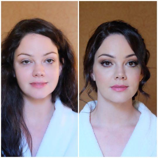 Makeup and hair venice