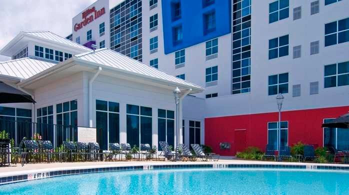 Hilton garden inn tampa airport westshore venue tampa - Hilton garden inn tampa suncoast parkway ...