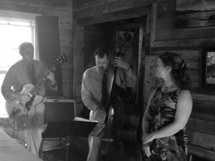 Tmx 1452738715325 Trio In Barn Wedding3 Portland wedding band