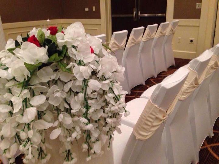 Ceremony set-up