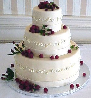 Love, is a simple yet Romantic Cake.