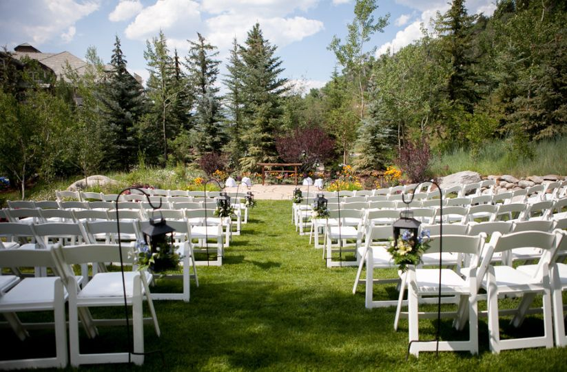 Park Hyatt Beaver Creek Venue Avon Co Weddingwire