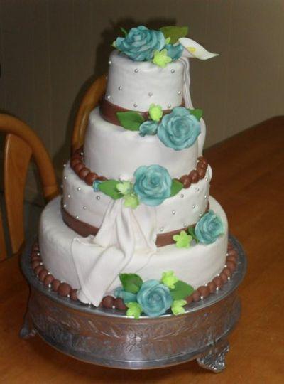 WeddingBrownBlue