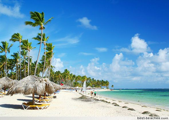 dominican republic beache