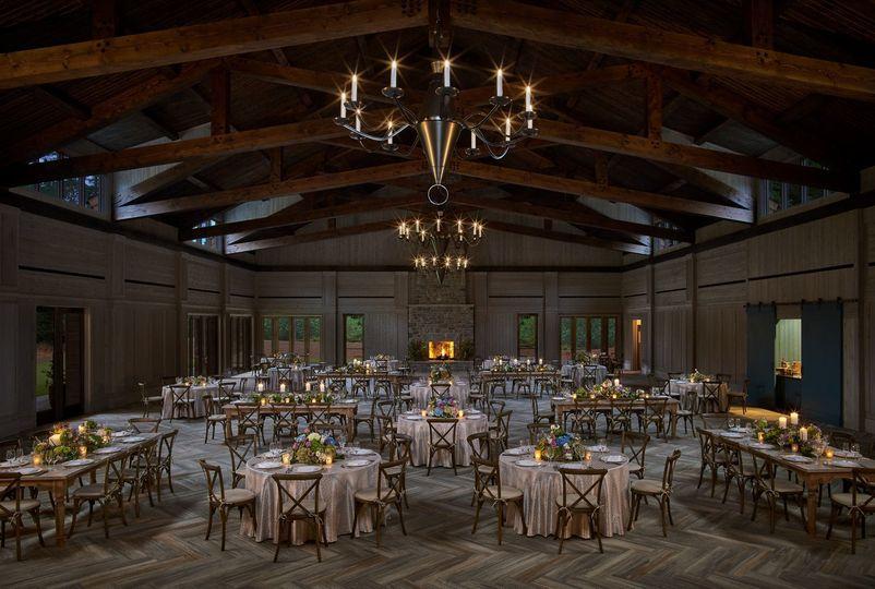 The Pavilion - Reception