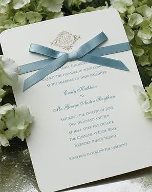 http://www.williamarthur.com/products/Personalized-Ecru-Gilt-Edged-Wedding-Invitation-Cards-with-Ribb...
