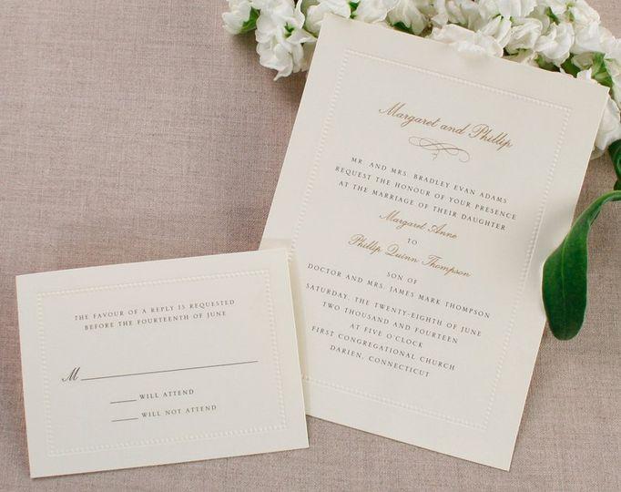 Fine Stationery Wedding Invitations: William Arthur Fine Stationery Reviews & Ratings, Wedding