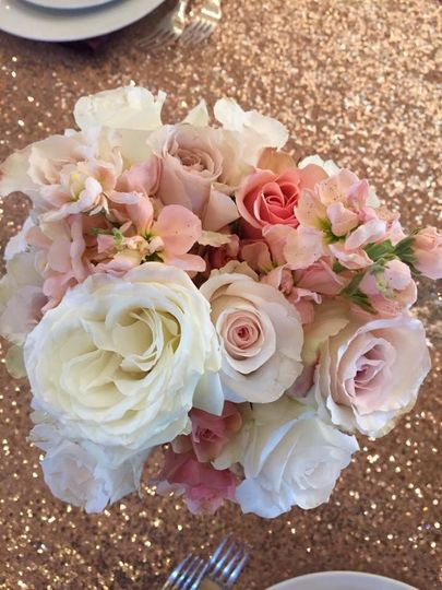 Deerfield Estates - wedding flowers