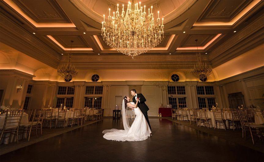 Park Chateau Wedding